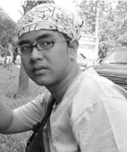 미얀마 정치블로거 Nay phone latt